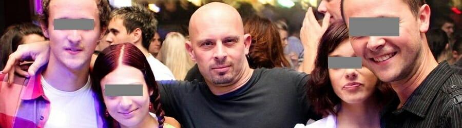 Sprostredkovanie diskrétneho zárobku, Andy Sebastian Morávek