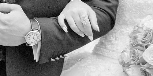 Fiktívna, predstieraná svadba s nahou nevestou - ponuka zárobku fotením
