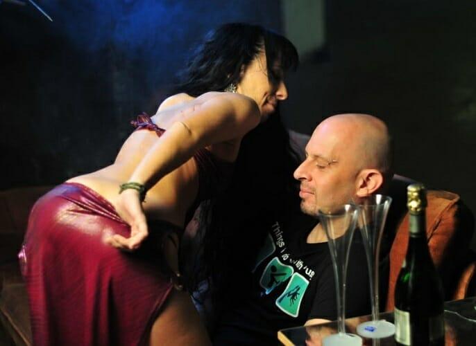 Súkromná tanečná show pre jediného diváka: privat lapdance Košice, Bratislava, Viedeň